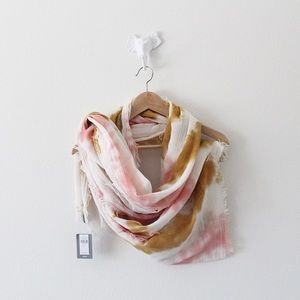 NWT - Aerie Blanket Scarf - wrap yourself in love